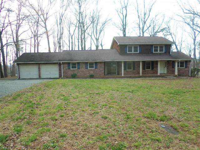121 Long View Drive, Pilot Mountain, NC 27041 (MLS #972303) :: Team Nicholson