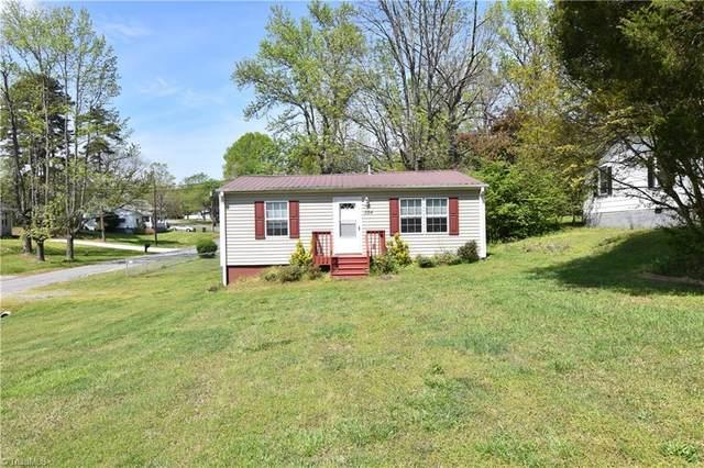 354 Koontz Avenue, Thomasville, NC 27360 (MLS #972308) :: Team Nicholson
