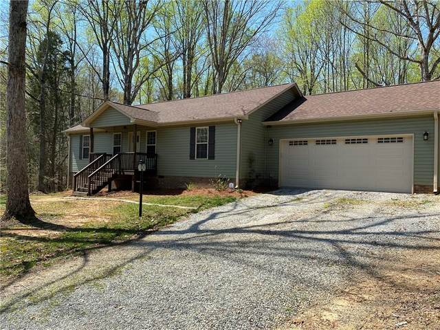 486 Tilden Nursery Road, Lexington, NC 27295 (MLS #972321) :: Team Nicholson