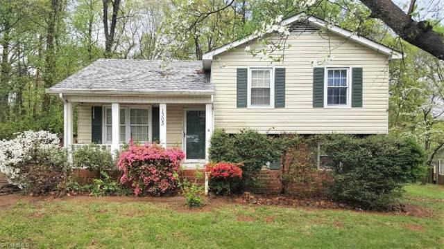 1305 Yardley Terrace, Winston Salem, NC 27104 (MLS #972326) :: Team Nicholson