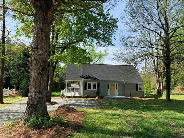 1528 Farmer Road, Denton, NC 27239 (MLS #972337) :: Team Nicholson