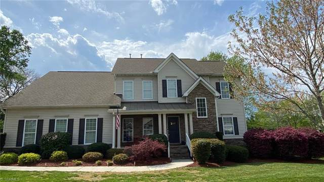 116 Winsome Laurel Lane, Reidsville, NC 27320 (MLS #972347) :: Team Nicholson