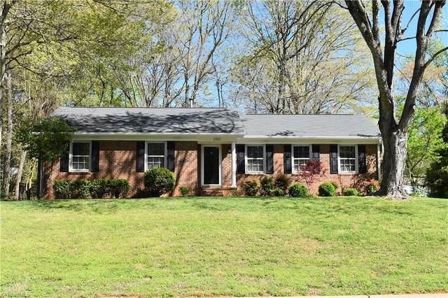 2100 Three Meadows Road, Greensboro, NC 27455 (MLS #972355) :: Berkshire Hathaway HomeServices Carolinas Realty