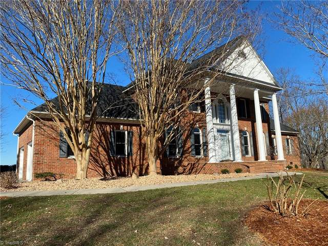 1417 Town N Country Drive, Wilkesboro, NC 28697 (MLS #972364) :: Ward & Ward Properties, LLC