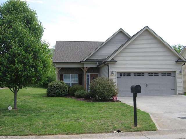 4701 Audrey Drive, Winston Salem, NC 27106 (MLS #972384) :: Berkshire Hathaway HomeServices Carolinas Realty