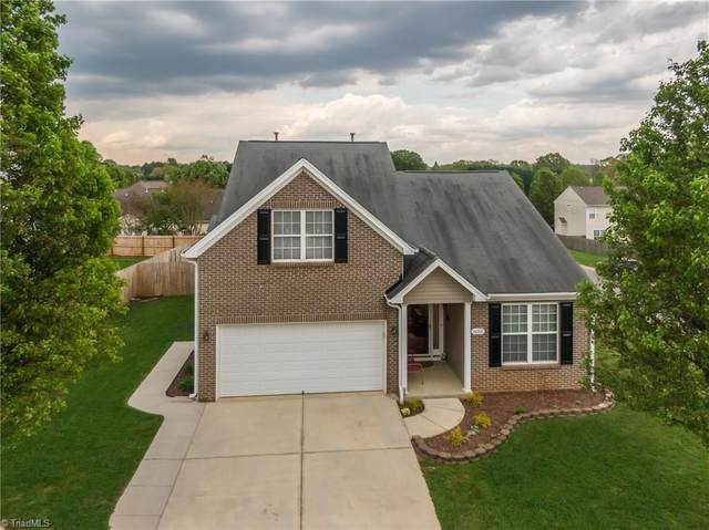 6063 Willomere Circle, Winston Salem, NC 27107 (MLS #972387) :: Berkshire Hathaway HomeServices Carolinas Realty