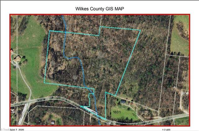 0 Speedway Road, Wilkesboro, NC 28659 (MLS #972392) :: Ward & Ward Properties, LLC