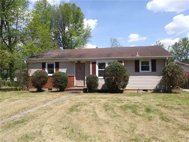 2012 Potomac Drive, Greensboro, NC 27403 (MLS #972393) :: Berkshire Hathaway HomeServices Carolinas Realty
