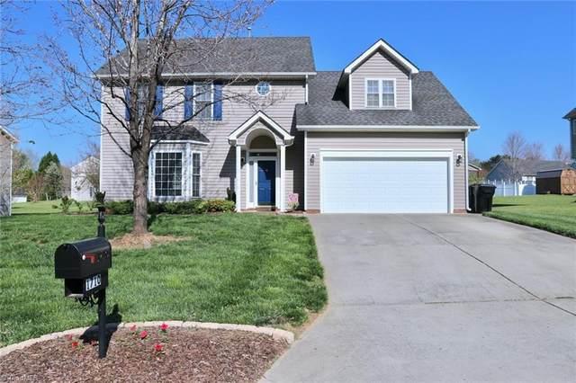 1710 Hanford Road, Graham, NC 27253 (MLS #972427) :: Berkshire Hathaway HomeServices Carolinas Realty