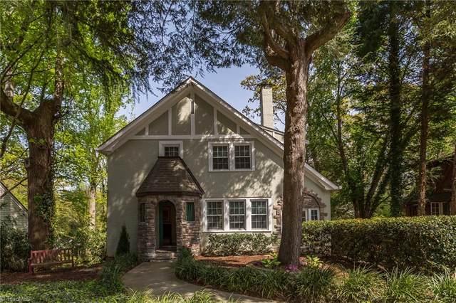 1166 S Hawthorne Road, Winston Salem, NC 27103 (MLS #972440) :: Berkshire Hathaway HomeServices Carolinas Realty