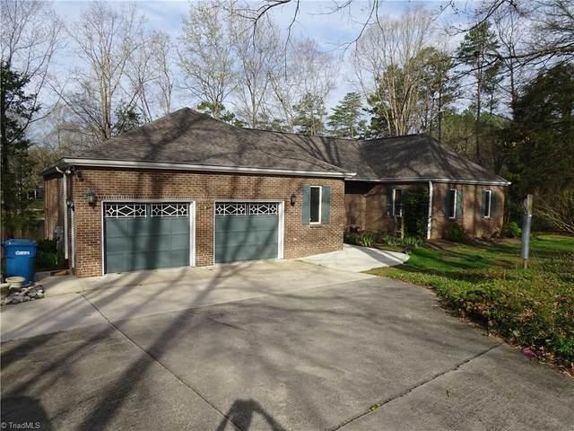 4702 Ramblewood Drive, Greensboro, NC 27406 (MLS #972458) :: Berkshire Hathaway HomeServices Carolinas Realty