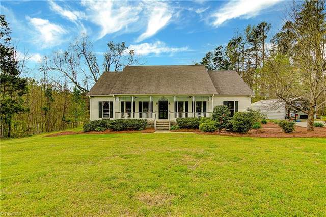 1297 Burnetts Chapel Road, Greensboro, NC 27406 (MLS #972472) :: Berkshire Hathaway HomeServices Carolinas Realty
