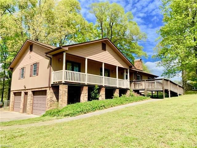 6503 Frieden Church Road, Gibsonville, NC 27249 (MLS #972486) :: Berkshire Hathaway HomeServices Carolinas Realty