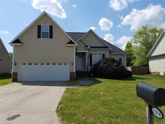108 Tate Drive, Burlington, NC 27215 (MLS #972487) :: Berkshire Hathaway HomeServices Carolinas Realty