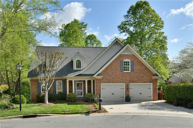 110 Sullivan Way, Winston Salem, NC 27104 (MLS #972633) :: Berkshire Hathaway HomeServices Carolinas Realty