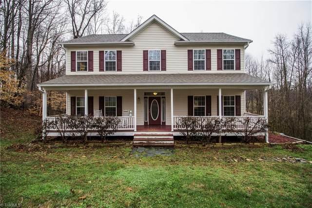 531 Four Brooks Road, Winston Salem, NC 27107 (MLS #972679) :: Berkshire Hathaway HomeServices Carolinas Realty