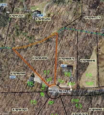0 Reed Creek Court, Ramseur, NC 27316 (MLS #972798) :: Ward & Ward Properties, LLC