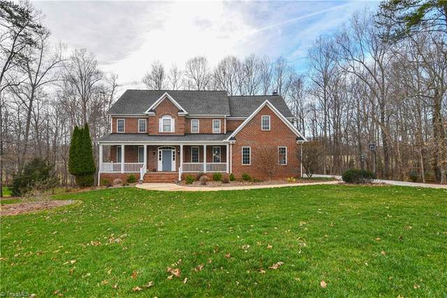 6087 Old Brick Store Road, Greensboro, NC 27455 (MLS #973142) :: Berkshire Hathaway HomeServices Carolinas Realty