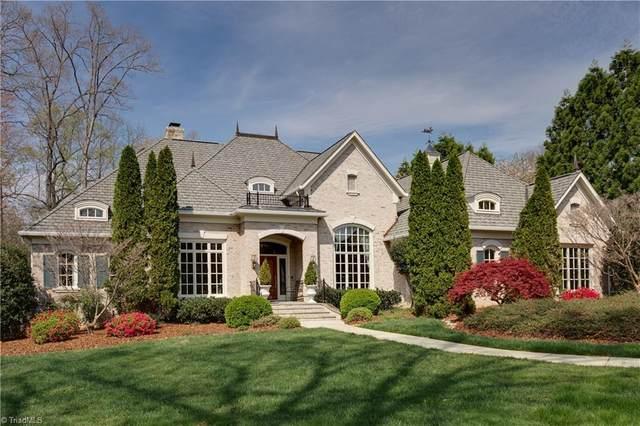 3913 Brass Cannon Court, Greensboro, NC 27410 (MLS #973167) :: Ward & Ward Properties, LLC