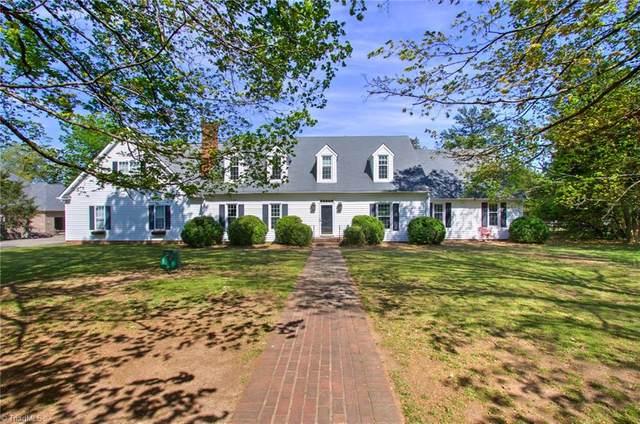 5400 Tory Hill Drive, Greensboro, NC 27410 (MLS #973174) :: Ward & Ward Properties, LLC