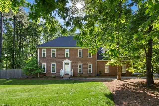 5405 Brekenwood Road, Pleasant Garden, NC 27313 (MLS #973342) :: Lewis & Clark, Realtors®
