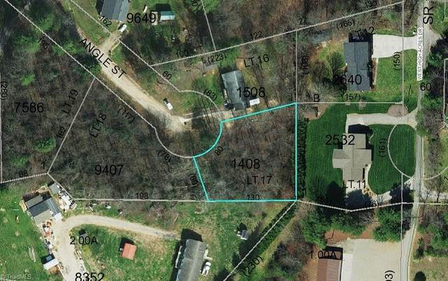 0 Angle Street Angle, Purlear, NC 28665 (MLS #973492) :: Ward & Ward Properties, LLC