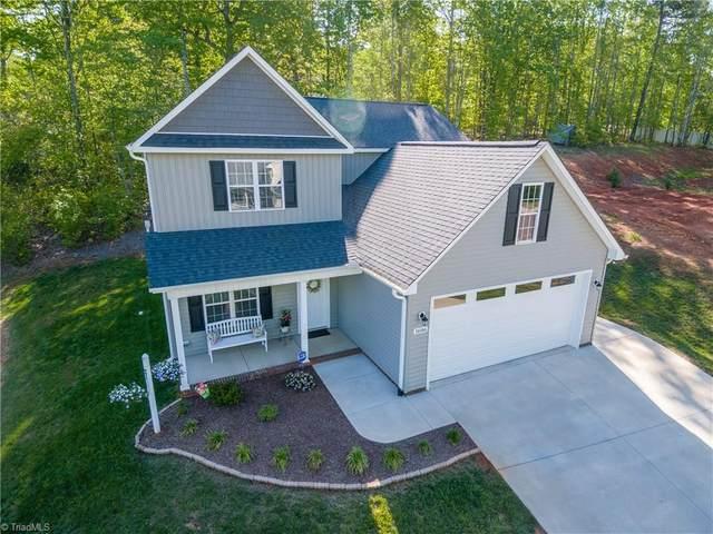 1686 Johnnys Way Road, Asheboro, NC 27205 (MLS #973501) :: Berkshire Hathaway HomeServices Carolinas Realty