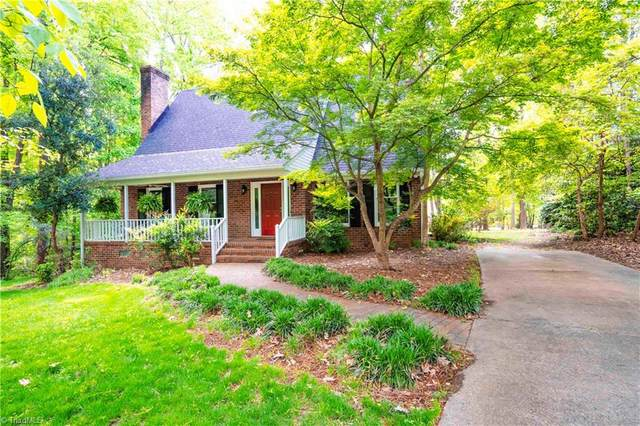 902 Hickory Nut Court, Pleasant Garden, NC 27313 (MLS #973559) :: Ward & Ward Properties, LLC