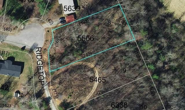 8 Ridge Top Road, North Wilkesboro, NC 28659 (MLS #973613) :: Ward & Ward Properties, LLC
