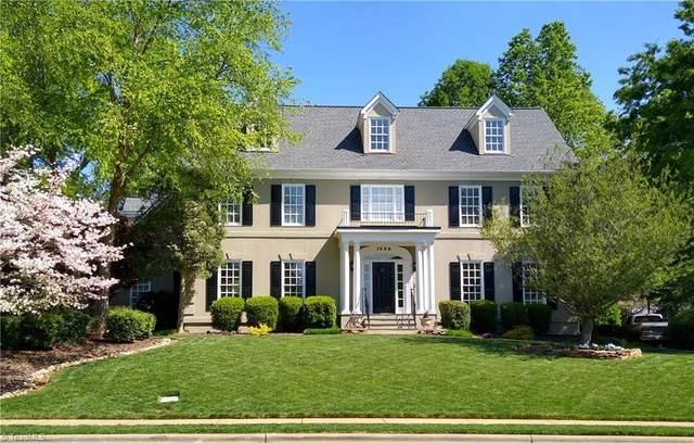 1506 Regents Park Lane, Greensboro, NC 27455 (MLS #973621) :: Lewis & Clark, Realtors®