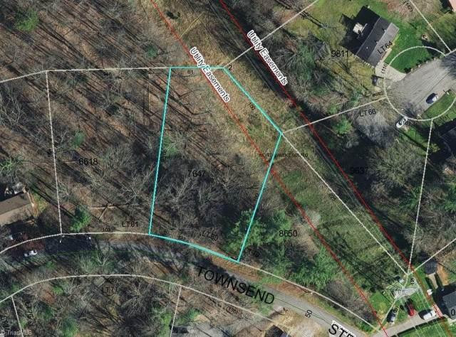 Lt 80 Townsend Street, North Wilkesboro, NC 28659 (MLS #973626) :: Lewis & Clark, Realtors®