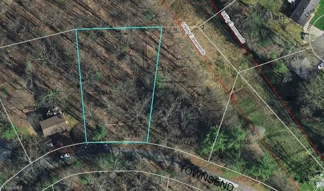 Lt 81 Townsend Street, North Wilkesboro, NC 28659 (MLS #973627) :: Lewis & Clark, Realtors®
