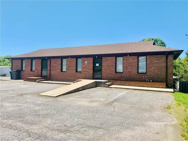 1234 School Street, Wilkesboro, NC 28697 (MLS #973714) :: Ward & Ward Properties, LLC