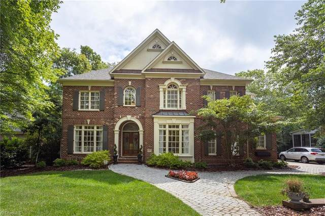5 Flagship Cove, Greensboro, NC 27455 (MLS #974762) :: Ward & Ward Properties, LLC