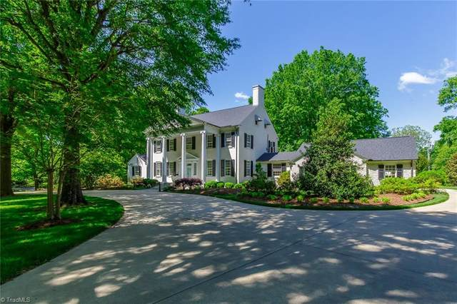 2510 Pineway Drive, Burlington, NC 27215 (MLS #974769) :: Ward & Ward Properties, LLC