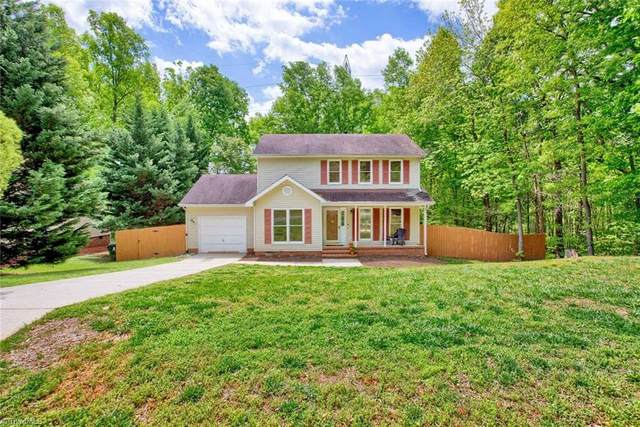 3990 Appleton Road, Greensboro, NC 27405 (MLS #974816) :: Ward & Ward Properties, LLC