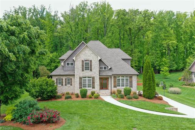 129 N Grasslands Court, Advance, NC 27006 (MLS #974902) :: Berkshire Hathaway HomeServices Carolinas Realty