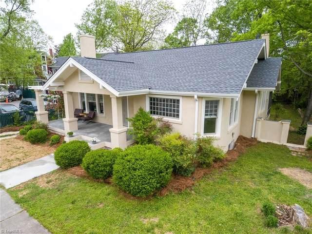 1005 Magnolia Street, Greensboro, NC 27401 (MLS #974990) :: Lewis & Clark, Realtors®