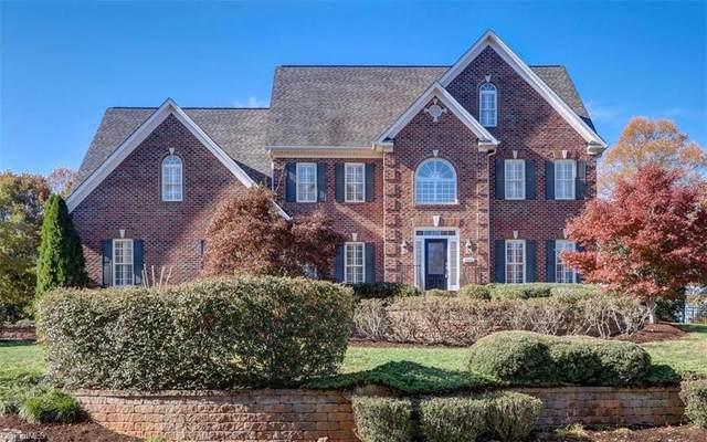 7809 Charles Place Drive, Kernersville, NC 27284 (MLS #975082) :: Ward & Ward Properties, LLC