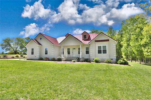 125 Boulder Ridge Drive, State Road, NC 28676 (MLS #975223) :: Team Nicholson