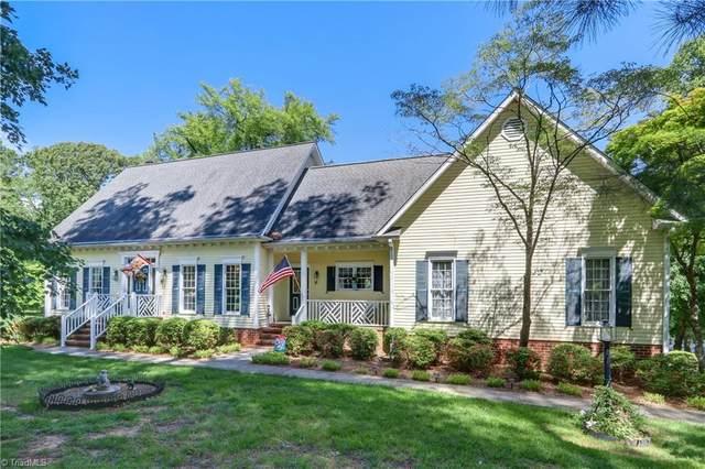 5309 Graycliff Drive, Greensboro, NC 27406 (#975293) :: Premier Realty NC