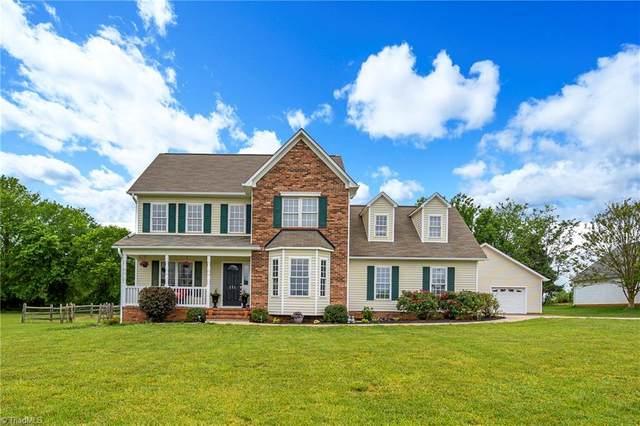111 High Field Road, Advance, NC 27006 (MLS #975340) :: Berkshire Hathaway HomeServices Carolinas Realty