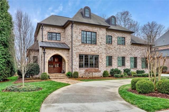 11 Wynnewood Court, Greensboro, NC 27408 (MLS #975370) :: Ward & Ward Properties, LLC