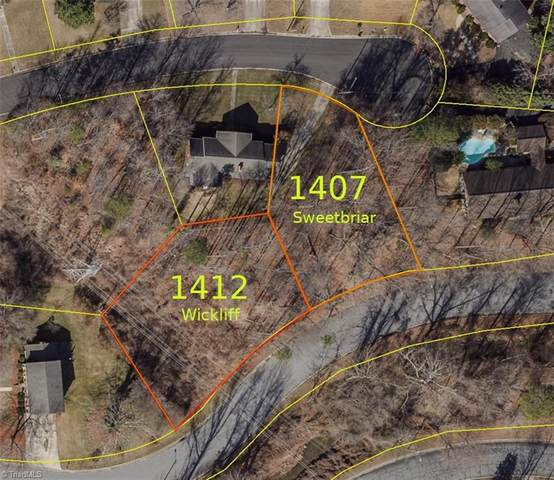1412 Wickliff Avenue, High Point, NC 27262 (#975511) :: Premier Realty NC