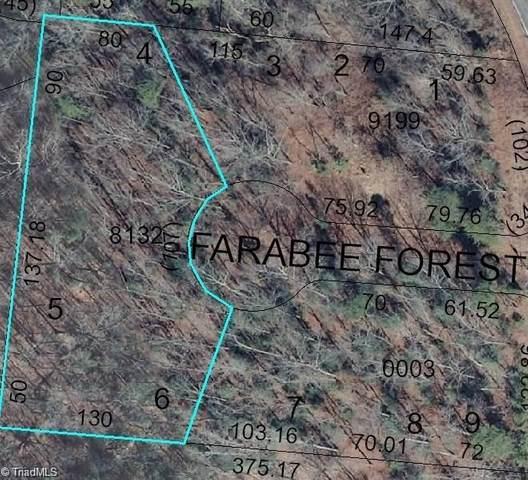 150 Farabee Forest Court, Lexington, NC 27292 (MLS #975551) :: Ward & Ward Properties, LLC