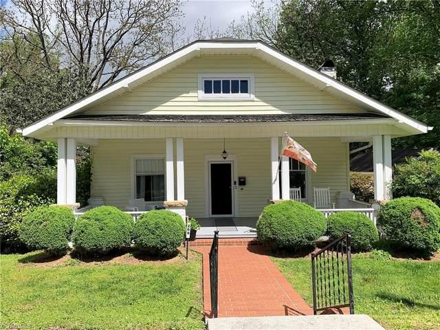 268 Church Street, Elkin, NC 28621 (MLS #975592) :: Ward & Ward Properties, LLC