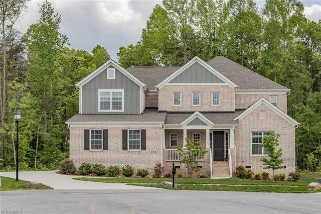 6414 New Bailey Trail, Greensboro, NC 27455 (MLS #975603) :: Berkshire Hathaway HomeServices Carolinas Realty
