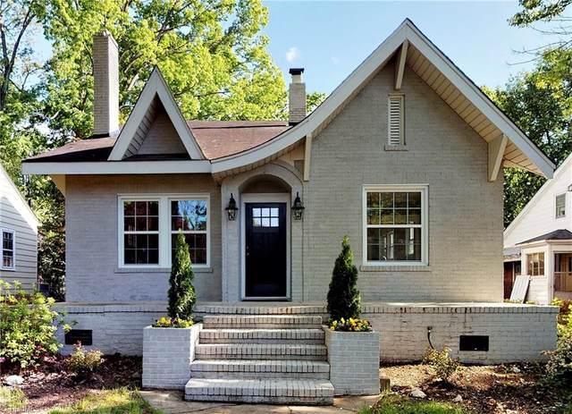 2627 Walker Avenue, Greensboro, NC 27403 (MLS #975605) :: Berkshire Hathaway HomeServices Carolinas Realty