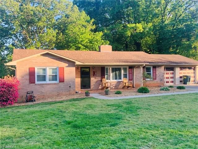 161 Ruritan Park Road, North Wilkesboro, NC 28659 (MLS #975641) :: Ward & Ward Properties, LLC
