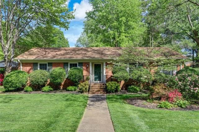 600 Coronado Drive, Greensboro, NC 27410 (MLS #975660) :: Team Nicholson